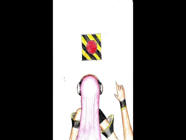 luka v4x eng] salt and light (original vocaloid chip punk song