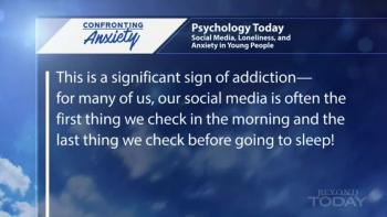 Beyond Today -- Confronting Anxiety