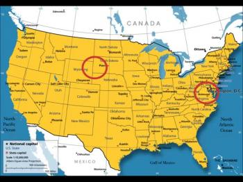 The Mountain and Central States of the USA - Ministry Videos on