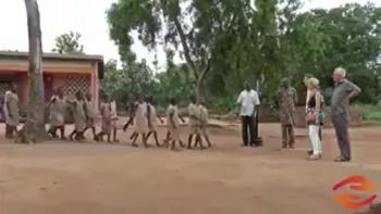Donation Of School Boards For The Schools Of Azohouè Aliho In Benin!