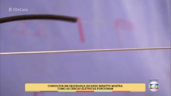 Consultor em Segurança da Aliara Brasil tira todas as dúvidas sobre cerca elétrica