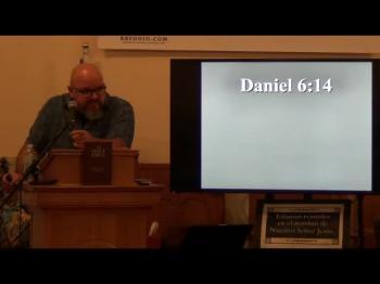 Daniel In The Den of Lions (Daniel 6:13-28) 1 of 2