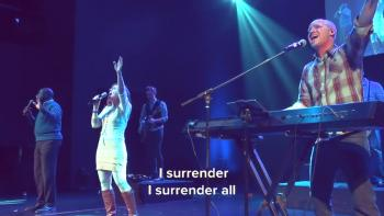 I Surrender All - Powerful Worship From Bart+Tricia
