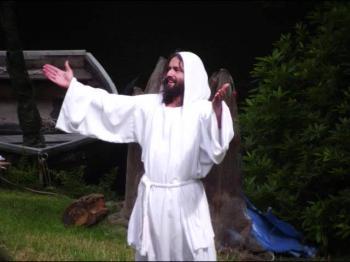 I Find No Fault In Jesus