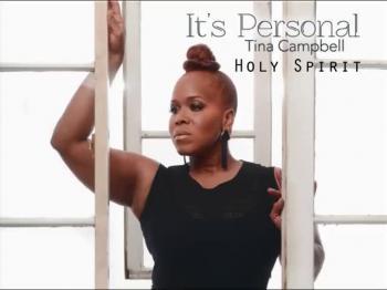 TINA CAMPBELL - HOLY SPIRIT
