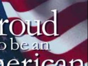 We Are Proud To Say America