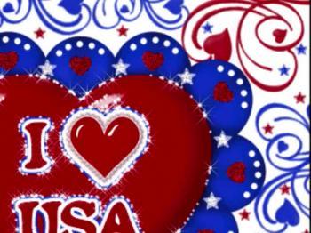 We Love The USA