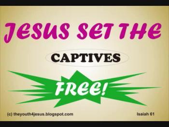 Christ Has Set Me Free