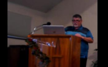 Sermon by Scott Thibault