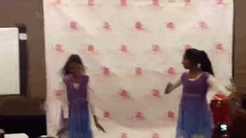 Libertyandglory dancing to EVER BE