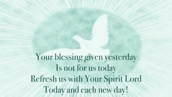 O Holy Spirit Come!