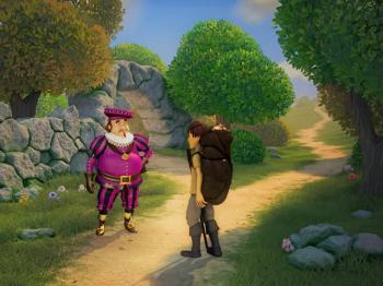 The Pilgrim's Progress Story - Worldly Wiseman (page 2)