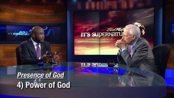 Vision of Heaven and Hearing from Jesus - Kynan Bridges on Sid Roth's Supernatural!