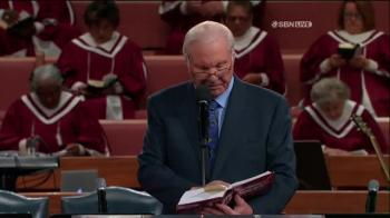 Jimmy Swaggart preaching