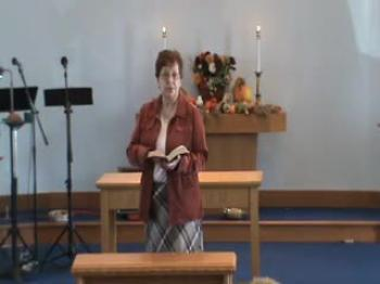 Sermon 11/26/17