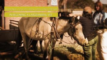 Xulon Press book The Magnet - A Large-Animal Veterinarian's Journey | Mary Ashby McDonald, DVM