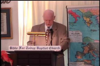 Patient In Persecutions    – 2 Thessalonians 1:1-6  –  Pastor D. A. Waite  –  BFTBC
