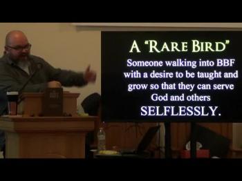 All Seek Their Own (Philippians 2:17-24) 2 of 2