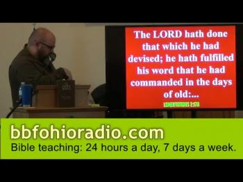 The Prophecy of Zacharias (Luke 1:67-75) 2 of 2