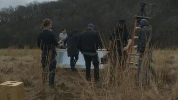 Behind The Scenes Of Chris Tomlin 'Resurrection Power' Video