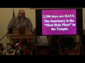 2300 Days and Gabriel the Angel (Daniel 8:13-17) 1 of 2