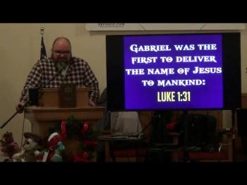 2300 Days and Gabriel the Angel (Daniel 8:13-17) 2 of 2