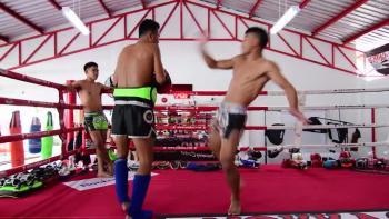 Techniques of Kick Boxing