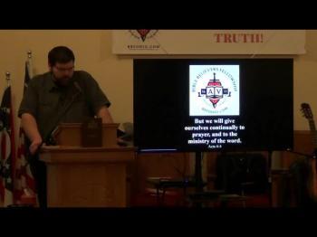 Seven Baptisms (Steven Miller) 2 of 2