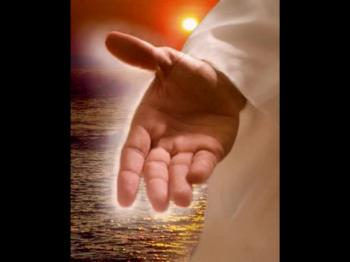 I Saw The Hand Of God