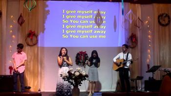 All Nations Church of Nazarene NZ - Praise and Worship 17-Dec-2017