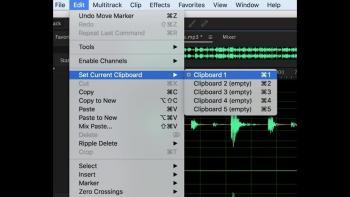 Adobe Audition Music Assignment - Homeschool