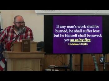 Pressing Toward The Mark (Philippians 3:11-14) 1 of 2