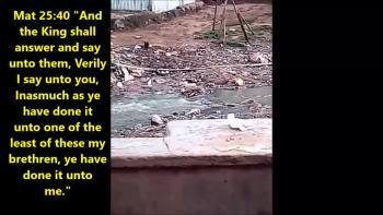 Kibera Slum Kenya Clean Water Project - GMFC / WFF