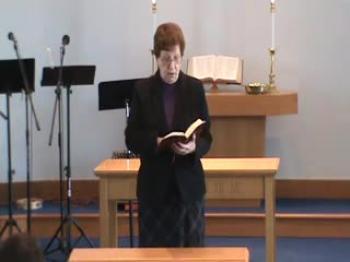 Sermon 3/18/18