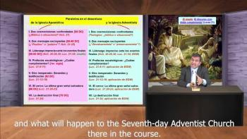 V. Parallels in the ending of the Apostolic Church and the Seventh-day Adventist Church