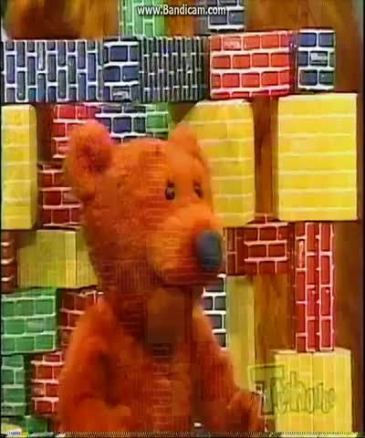 bear in the big blue house i built that - Bear Inthe Big Blue House Christmas