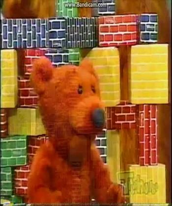 Bear In The Big Blue House - I Built That