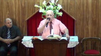Iglesia Evangélica Pentecostal. El que practica el pecado no es de Dios. 11-03-2018