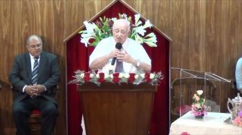 Iglesia Evangélica Pentecostal. Estando todo el tiempo en comunion con Dios. 30-03-2018