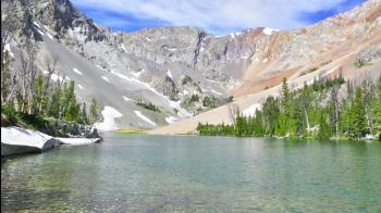 North Fork Lake (TIS058)