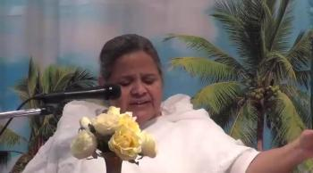 20180422 Part 2 சத்திய தேவனும் - சாத்தானின் பொய்யும் (evening)