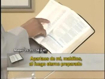 Tema 13: El juicio final - El Gran Conflicto [Ptr. Luis Goncalves]
