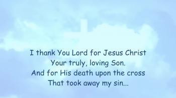 God Hears My Prayer