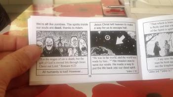 The Walking Dead - A Jack Chick Tract