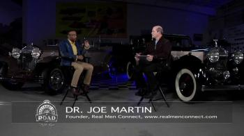 Real Men Connect with Dr. Joe Martin & Mitch Kruse (Part 2)