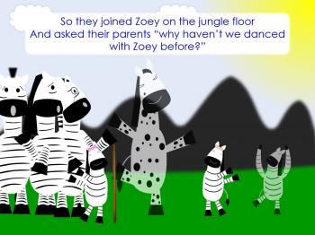 Should the Zebra Change Her Spots