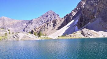Leatherman Pass Lake (TIS059)