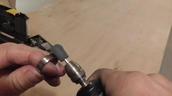 Making a Titanium Wedding Ring (TIS112)