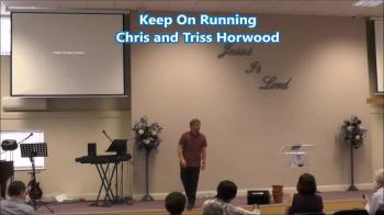 Keep On Running - One - Chris Horwood