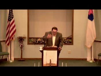 Evening Sermon 5-20-18
